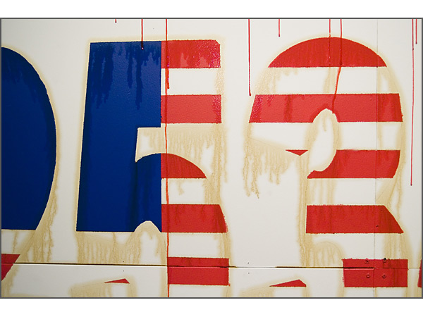 Andrew Ross - Happy Independence Day, America - detail